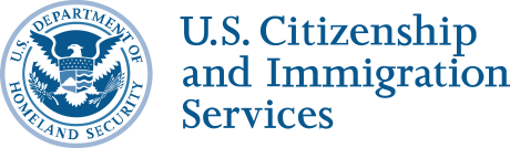 U.S. Department of Homeland Security Seal, U.S. Citizenship and Immigration Services