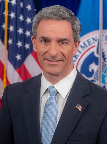 Photo of Kenneth Cuccinelli, Acting Director of USCIS