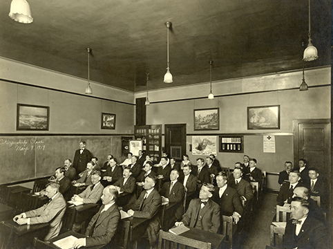 Origins of the Naturalization Civics Test | USCIS